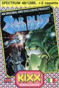 Star Dust ZX Spectrum Front Cover
