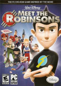 Meet the Robinsons Windows Front Cover