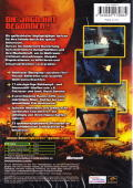 Mace Griffin: Bounty Hunter Xbox Back Cover