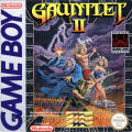 Gauntlet II Game Boy Front Cover