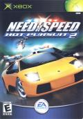 Need for Speed: Hot Pursuit 2 Xbox Front Cover