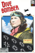 Dive Bomber DOS Front Cover
