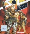 Sol Negro DOS Front Cover
