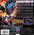 Rock n' Roll Racing Game Boy Advance Back Cover