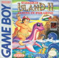 Adventure Island 3 Game Boy Front Cover