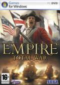 Empire: Total War Windows Front Cover
