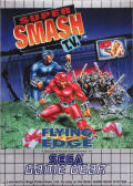 Smash T.V. Game Gear Front Cover