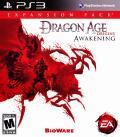 Dragon Age: Origins - Awakening PlayStation 3 Front Cover