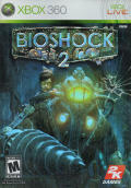BioShock 2 (Special Edition) Xbox 360 Other Keep Case - Front