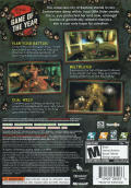BioShock 2 (Special Edition) Xbox 360 Other Keep Case - Back