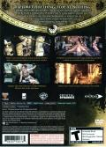 Tomb Raider: Underworld PlayStation 2 Back Cover