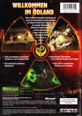 Fallout: Brotherhood of Steel Xbox Back Cover