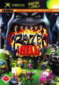 Raze's Hell Xbox Front Cover