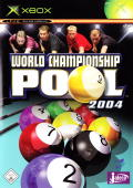 World Championship Pool 2004 Xbox Front Cover