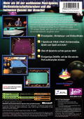 World Championship Pool 2004 Xbox Back Cover