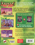 Rayman Forever Windows Back Cover