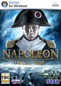 Napoleon: Total War Windows Front Cover