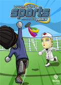 Boomerang Sports Peteca Zeebo Front Cover