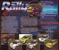 Network Q RAC Rally Championship DOS Other Jewel Case - Back