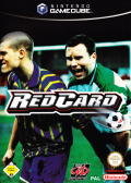 RedCard 20-03 GameCube Front Cover