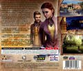 Secret Files: Tunguska Windows Back Cover