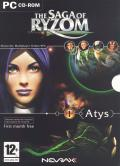 The Saga of Ryzom Windows Front Cover