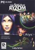 The Saga of Ryzom Windows Other Keep Case - Front