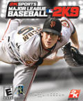 Major League Baseball 2K9 Windows Front Cover