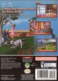 The Sims 2: Pets GameCube Back Cover