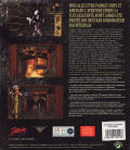 Stonekeep DOS Back Cover