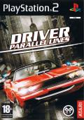 Driver: Parallel Lines PlayStation 2 Front Cover