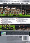 Rugby 08 PlayStation 2 Back Cover