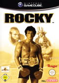 Rocky GameCube Front Cover