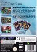 Phantasy Star Online Episode III: C.A.R.D. Revolution GameCube Back Cover