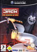 Samurai Jack: The Shadow of Aku GameCube Front Cover