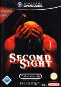 Second Sight GameCube Front Cover