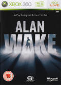 Alan Wake Xbox 360 Front Cover