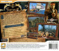 Tortuga: Two Treasures Windows Back Cover