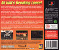 DOOM PlayStation Back Cover