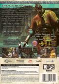 The Elder Scrolls IV: Shivering Isles Windows Back Cover