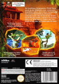 Pitfall: The Lost Expedition GameCube Back Cover