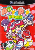 Puyo Pop Fever GameCube Front Cover