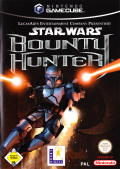 Star Wars: Bounty Hunter GameCube Front Cover