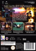 Star Wars: Bounty Hunter GameCube Back Cover