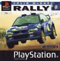 Colin McRae Rally PlayStation Front Cover