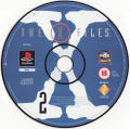 The X-Files Game PlayStation Media Disc 2