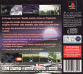 Colony Wars: Vengeance PlayStation Back Cover