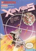 Xevious NES Front Cover