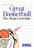 Great Basketball SEGA Master System Front Cover