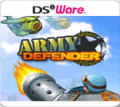 Army Defender Nintendo DSi Front Cover